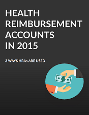 HRAs in 2015 - Zane Benefits Guide