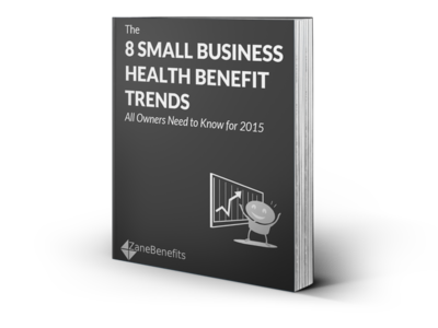 eBook on small business health benefit trends