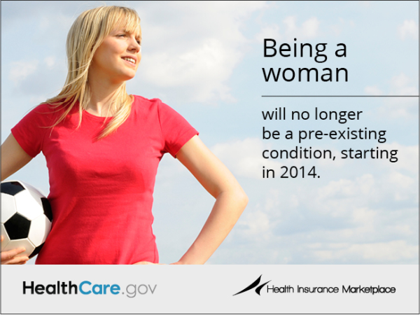 being a woman not a pre existing condition resized 600