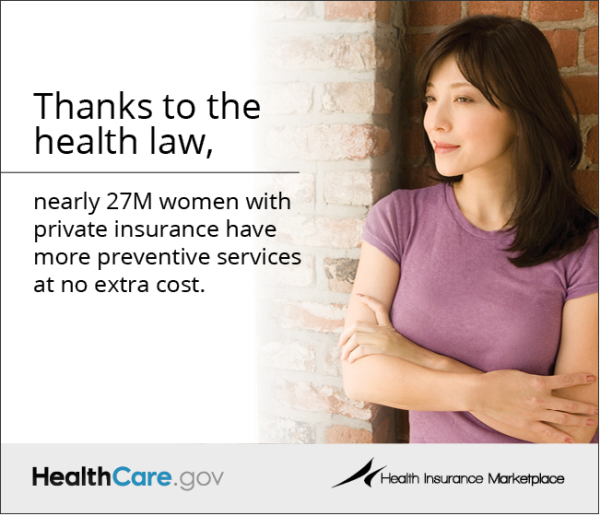 Health Medical Law: Health Insurance Marketplace Ads Targeting Women