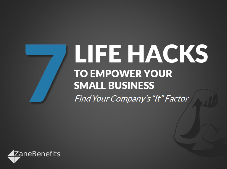 Life Hacks for Your Small Business