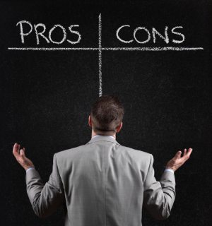 pros and cons of HRA