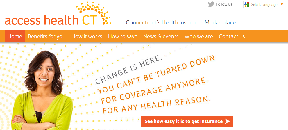 Connecticut Health Insurance Marketplace