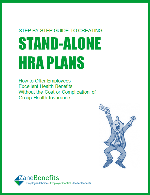 Guide to Stand Alone HRA Plans