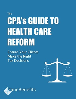 The CPA's Guide to Health Care Reform