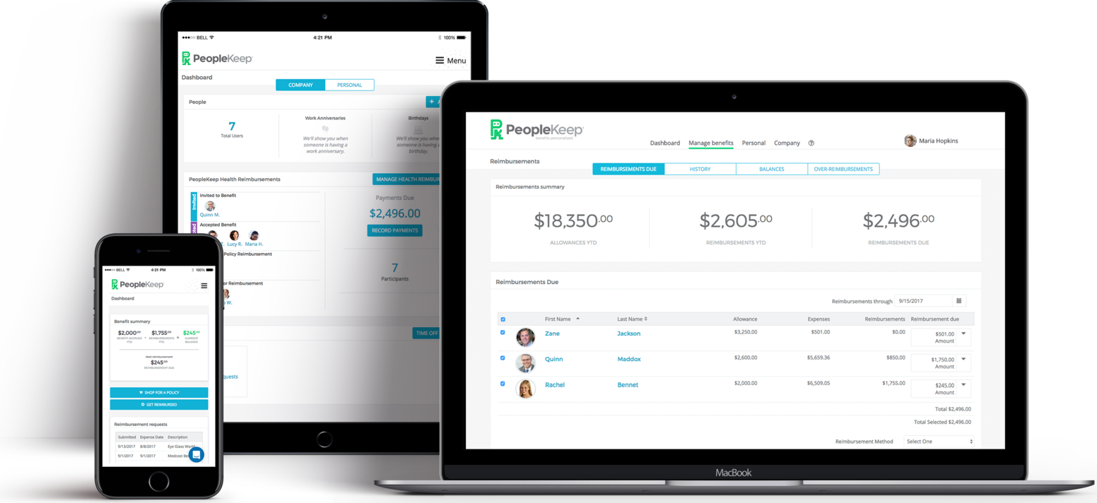 PeopleKeep is changing the game with automation.