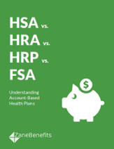 HSA vs. HRA vs. HRP vs. FSA