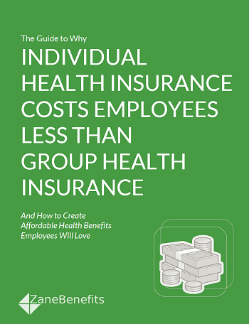 Why Individual Health Insurance Costs Less