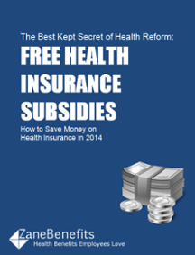 Free Guide to Health Insurance Subsidies