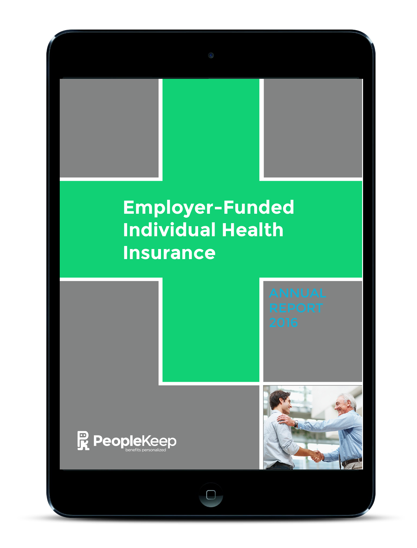 Employer-Funded Individual Health Insurance Annual Report 2016