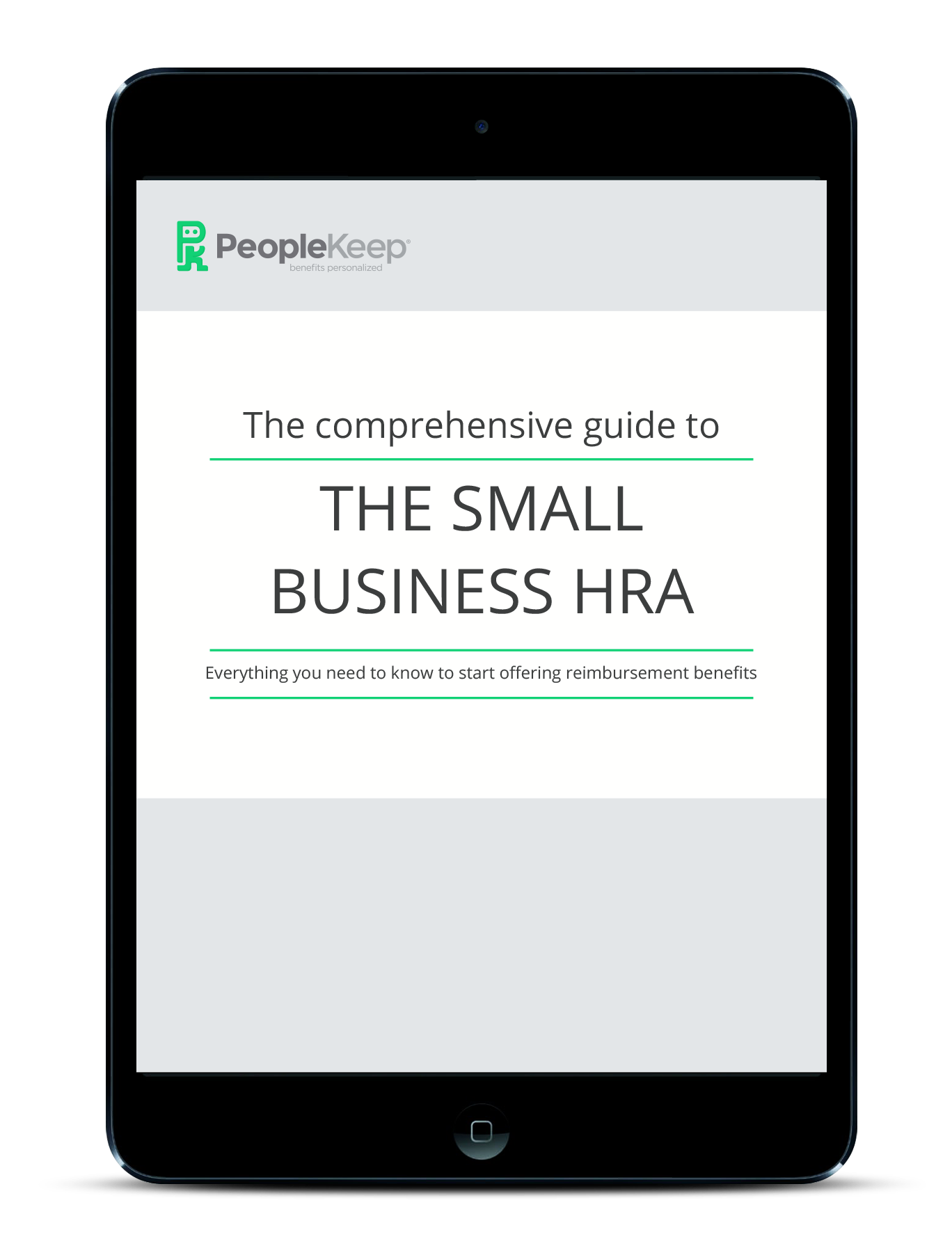 The Comprehensive Guide to the Small Business HRA