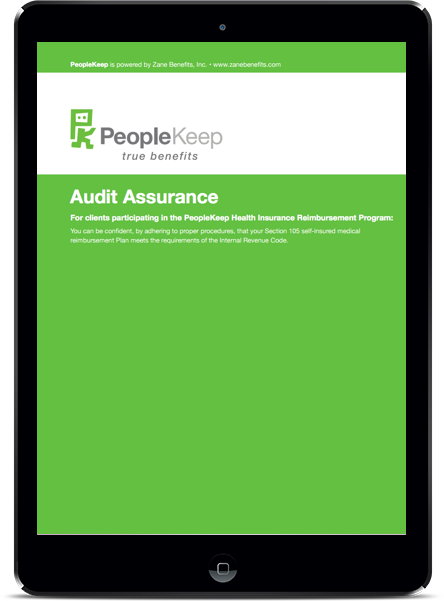 PeopleKeep Compliance Features Audit Assurance
